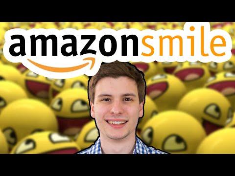 "Amazon ""Smile"" Program - What is it? - ThioJoeTech"