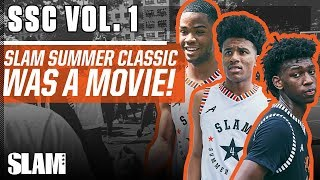 YOU KNOW THE VIBES! The Summer Classic was a MOVIE 🎬| SLAM Originals
