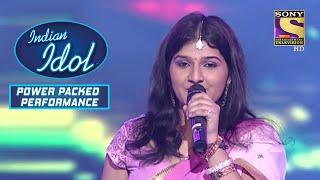 Bhavya की इस Performance पर हुई Judges में नोकझोक | Indian Idol | Power Packed Performance