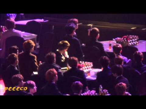 150122 The 24th Seoul Music Awards - EXO - During Red Velvet