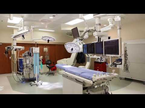 Surgical Room Ceiling
