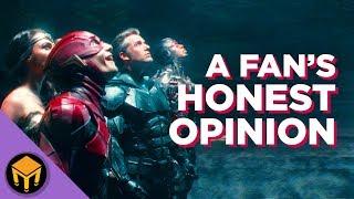 A Fan's Honest Opinion On JUSTICE LEAGUE (2017)