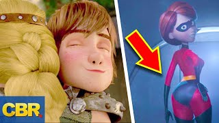 10 Things Only Adults Notice In Animated Movies