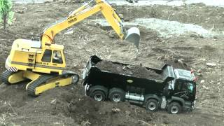 Veletrh Modely Brno 2012 - trucky, stroje, tanky