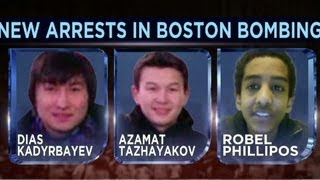 Tsarnaev's friends are 'social animals'