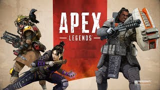 APEX LEGENDS LIVE  // Live after a while # Champions = 1 - YouTube