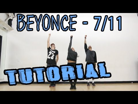 BEYONCE - 7/11 Dance TUTORIAL | @MattSteffanina Choreography (How To: Hip Hop)