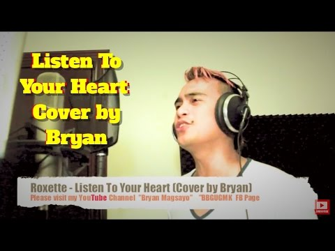 Baixar Roxette - Listen To Your Heart (Cover by Bryan AKA Puppyjlo)