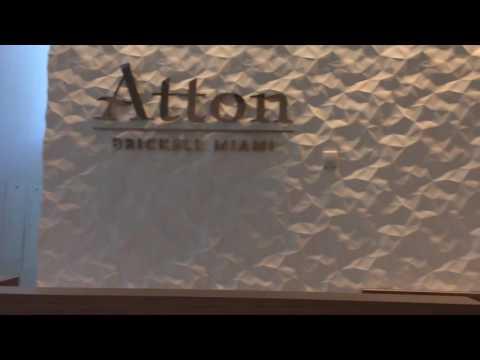 Tour of Atton Brickell Miami