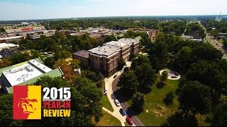 '2015 Year in Review - Pittsburg State University