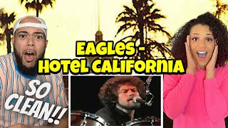 First Time Hearing Eagles - Hotel California REACTION