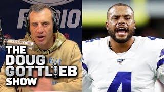 Dak Prescott Deserves More Blame For Cowboys' Struggles - Doug Gottlieb