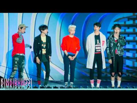 [4K] 150920 경주 한류 드림콘서트_SHINee - Red Carpet + An Encore + View + Ending