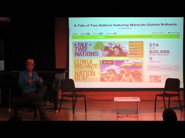 Eyes Of The Entrepreneurs: Scott Kettner   The New School For Jazz And Contemporary Music - Smashpipe education Video