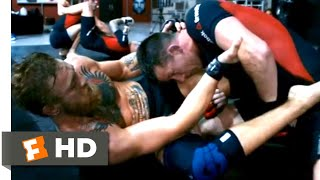 Conor McGregor: Notorious (2017) - A Crack in the Knee Scene (4/10) | Movieclips