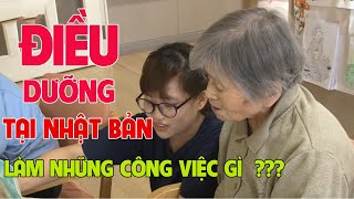 ĐIỀU DƯỠNG VIÊN TRẦN THỊ TÂN Tại Nhật Bản- Công ty CP TM & DV Tokai Việt Nhât