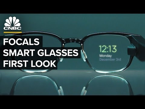Amazon-Backed Smart Glasses For $1,000: First Look