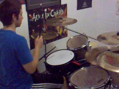 Songo on Drums // Songo en la bateria TUTORIAL