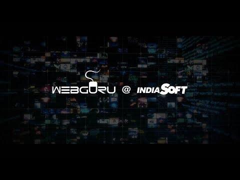 WebGuru Infosystems @Indiasoft 2018, Bengaluru