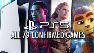 EVERY Confirmed PS5 Game Announced So Far With Release Dates/Windows