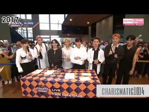 Seulgi x EXO x Kai: Seulgi bit awkward around EXO?