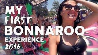 MY FIRST BONNAROO EXPERIENCE - TENNESSEE 2016