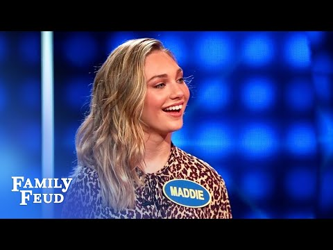 Watch out for THIS Thanksgiving turkey! | Celebrity Family Feud