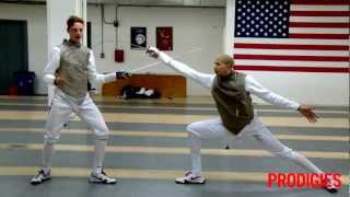 How To Fence: The Basics of Fencing, Taught by Olympians
