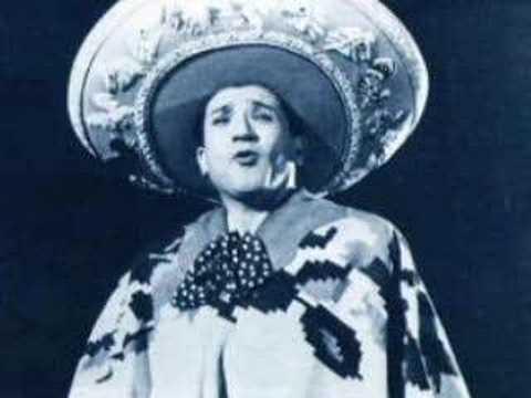 Miguel Aceves Mejia - donde estas donde te fuiste