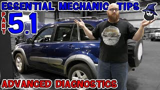 Part 5.1: What's wrong with my car?!? Advanced Diagnostic Tips from the CAR WIZARD: Tips 1-5