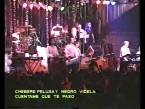 CHEBERE - PELUSA Y VIDELA-La Blusa azul -Cuentame