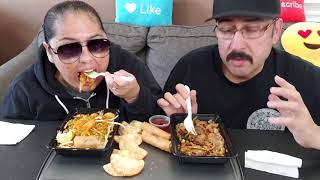 THAI  FOOD MUKBANG with Anna