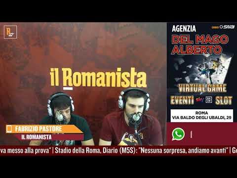VIDEO - Verso Inter-Roma: le ultime sulle condizioni di De Rossi e Nzonzi