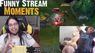 Shiphtur VS Yassuo | Gragas SNIPE ULT | LL Stylish | Dyrus| Tyler1 | Best LoL Stream Moments