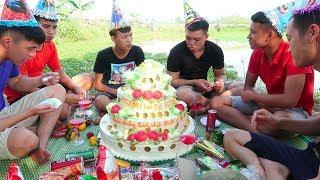 Hữu Bộ   Đại Tiệc Sinh Nhật Ở Ngoài Đồng   Birthday Party In The Field