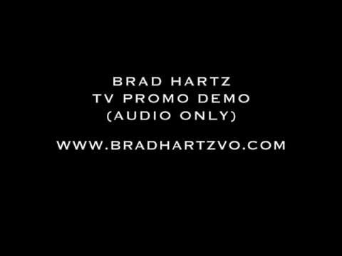 BRAD HARTZ - TV PROMO DEMO