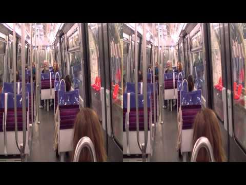 Paris Metro 2013 3D