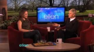 Natalie Portman on Pregnancy and Love