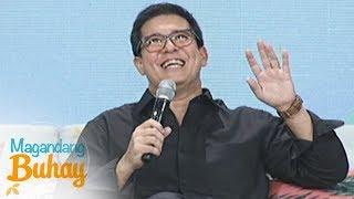 /magandang buhay aga describes his leading ladies