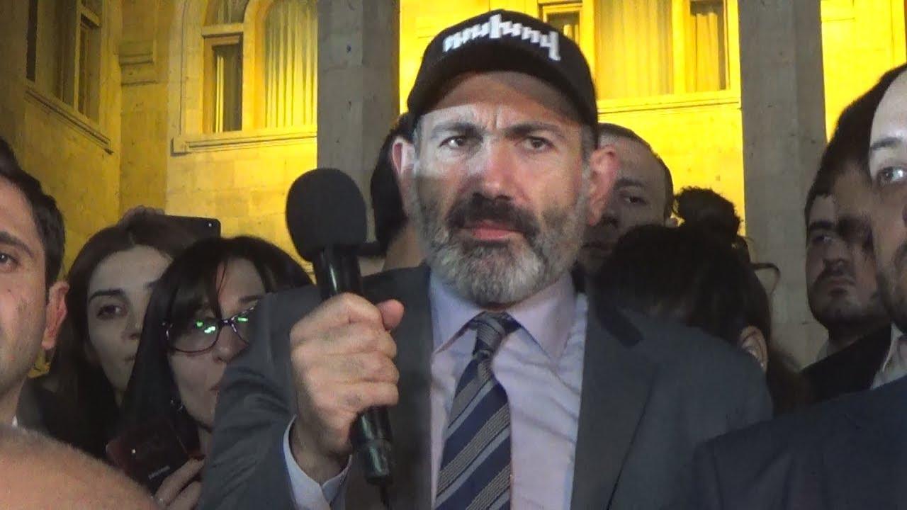 Новый кризис в Армении: Пашинян против парламента