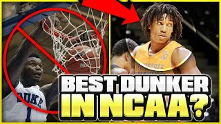 Meet The ONLY Player MORE ATHLETIC Than ZION WILLIAMSON In College!