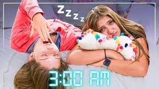 Can WE Pull an ALL NiGHTER?!