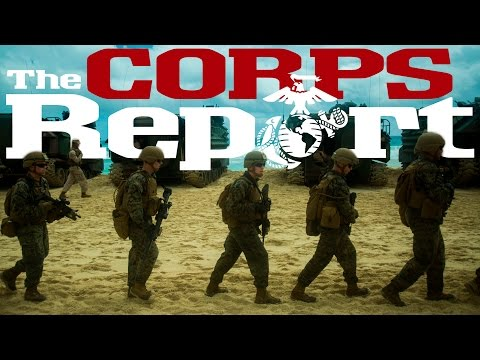 RIMPAC, MUTT, Marines Identify Suspect (The Corps Report Ep. 78)