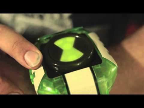 how to make real ben 10 watch