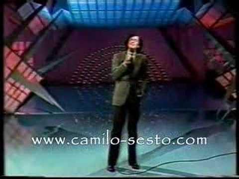 Te amo, Camilo Sesto, 1984