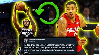 What The Trevor Ariza Trade Means For The Trailblazers And Kings