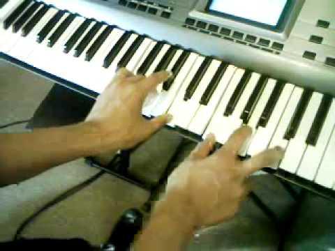 La niña de tus ojos tutorial (Piano)