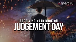 Receiving Your Book On Judgement Day