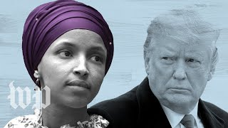 Opinion   Ilhan Omar is not wise or thoughtful, but Trump is the real threat to religious freedom