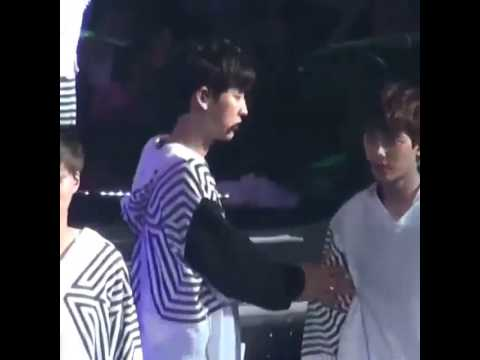 Chanyeol and Kai try to protect D.o from Suho